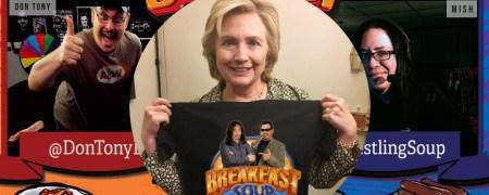 Breakfast Soup RAW (w/ Don Tony and Mish) 06/07/2021