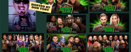 WWE Money In The Bank PPV Review 7/18/21