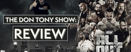 AEW All Out 2021 PPV Review 09/05/2021