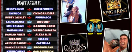 Breakfast Soup RAW (w/ Don Tony and Mish) 10/04/2021: WWE Draft Night 2 (w/Supplemental) Raw 10/4/21 Review; King Of The Ring + Queens Crown Tournament Details