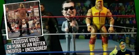 Q&A w/ Don Tony Live Stream 10/21/21: DT Exclusive: CM PUNK vs IAN ROTTEN: Unedited WrestleCrap 2005