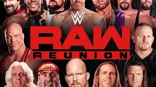 Don Tony And Kevin Castle Show (Raw Reunion) 07/22/2019