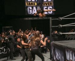 天空の逸女紫雷イオ WWEカイリ・セインの救助