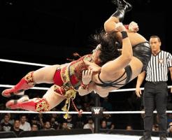 WWEメイヤングクラッシックトーナメン里村芽衣子