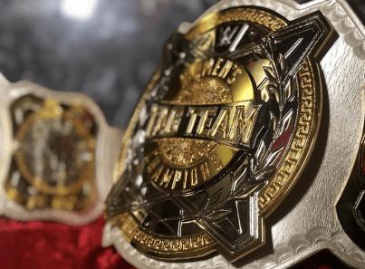 WWE女子タッグチャンピオンベルト