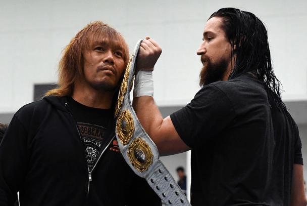 新日本プロレス2冠闘争