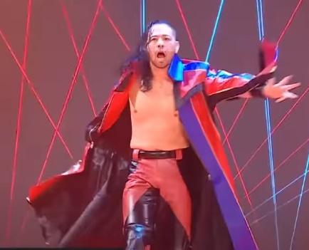 WWE中邑真輔