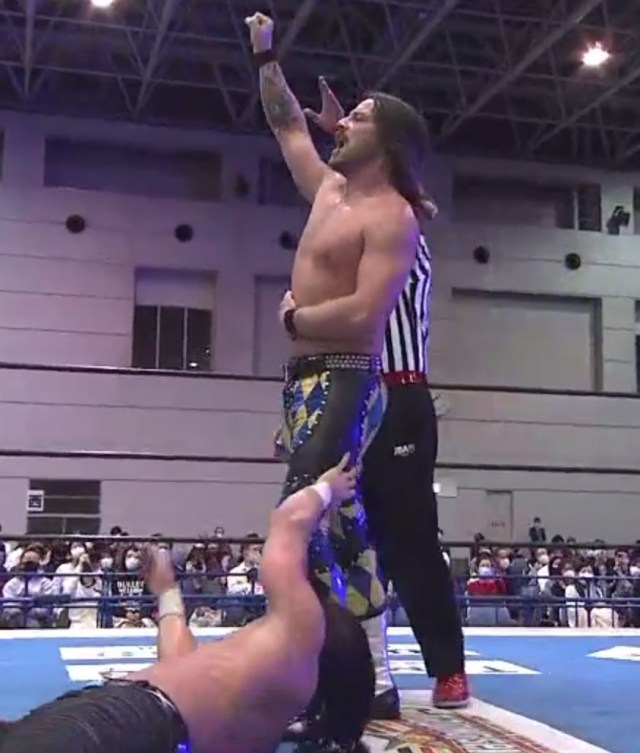 NEW JAPAN CUP2021