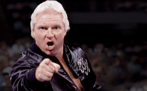 Bobby Heenan nearly won the award for the second year in a row.