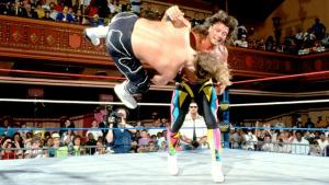 Marty Jannetty vs. Shawn Michaels wins the match of the year.