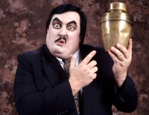 Paul Bearer, the third runner-up.