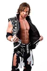 Former TNA World Champion Chris Sabin.