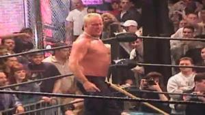 The night Sandman returned to ECW.