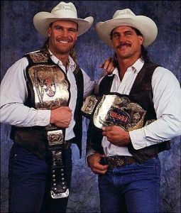 Smoking Gunns wouldn't have to worry about Mantaur and Bruiser Bedlam...