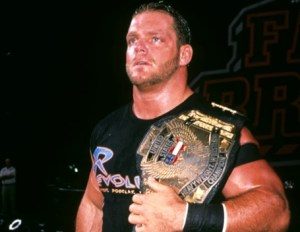 Chris Benoit, the man who saved the WCW US Championship.