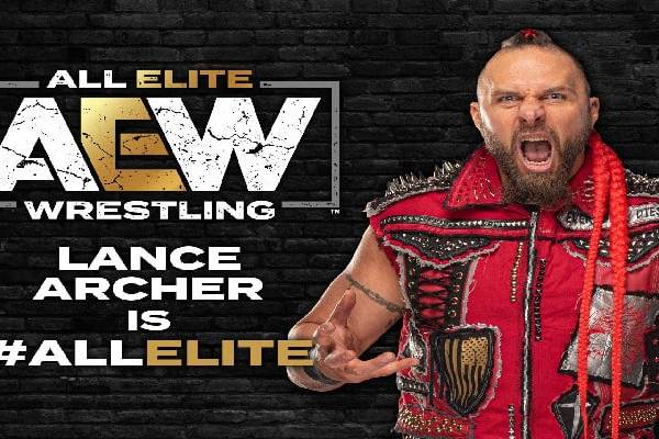 Lance Archer Joins All Elite Wrestling