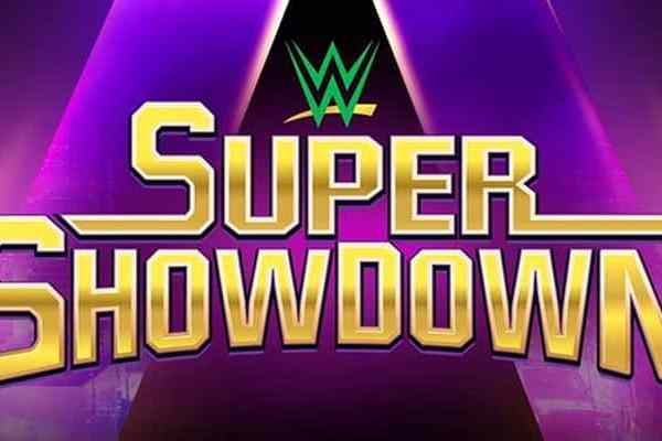 WWE Super ShowDown – Final Card And How To Watch