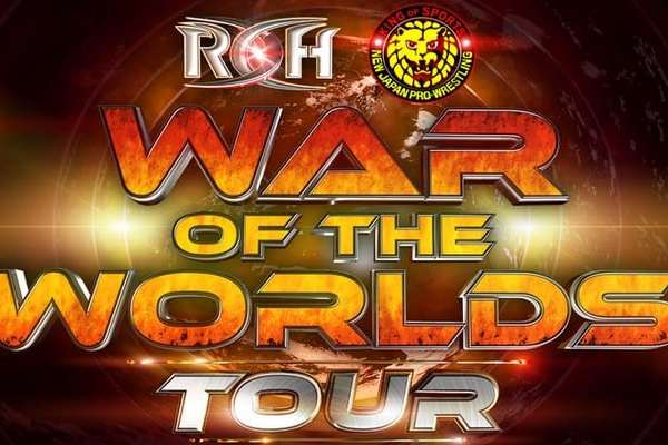 "ROH And NJPW Announce ""War Of the Worlds"" Tour"