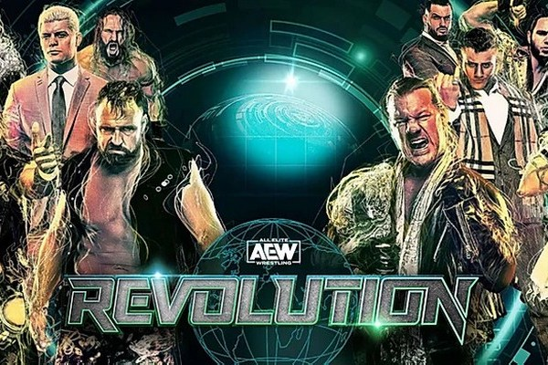 AEW Revolution – Final Card And How To Watch