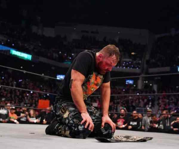 Jonny Two Belts! Moxley Rules in AEW & New Japan