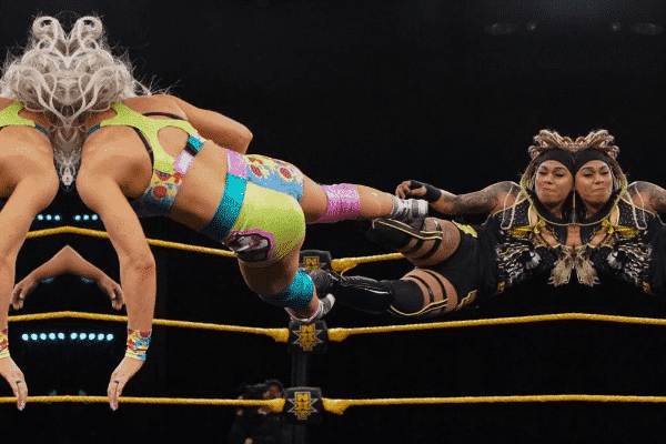 """So Quiet, You Can Hear A Pinfall"" – NXT Review (25/03/20)"