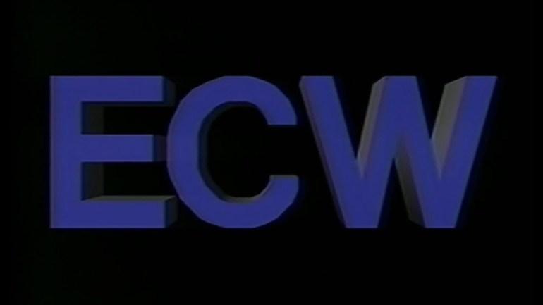 "Logo "" old school "" de l'ECW"