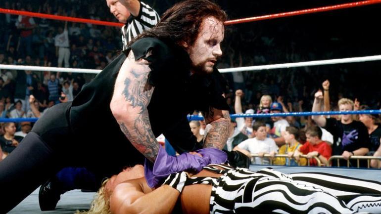 Undertaker Jarrett