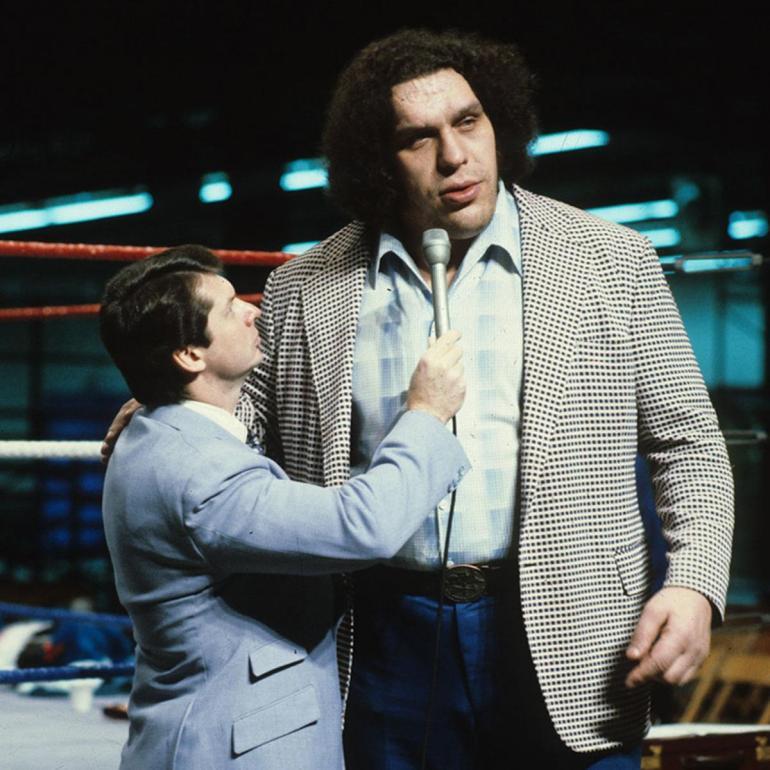 André & McMahon