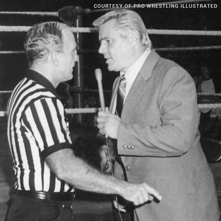 Pat Patterson & Dick Woehrle