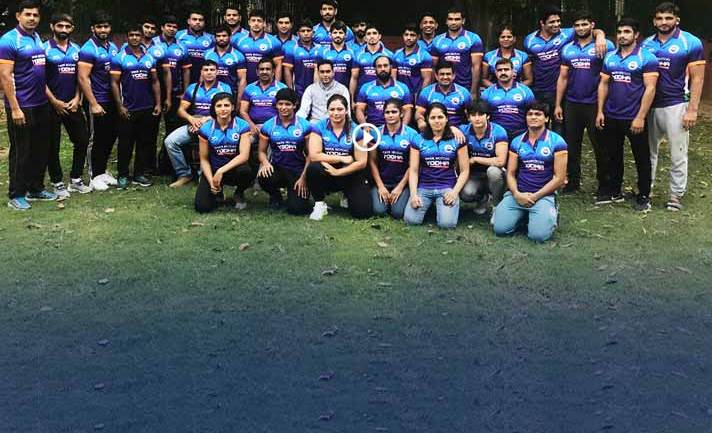 U23 World Wrestling : Indian squads leave for Budapest with high hopes