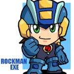 ROCKMAN EXE
