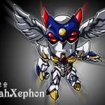 翼神世音 RahXephon