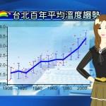 氣象主題-百年溫度趨勢