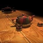 茶壺-反光效果