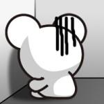 減碳雙熊MSN大頭貼- 畫圈圈 & 挖洗國寶