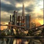 20張未來城市景象