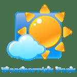 iphone上的Weatherrisk Pack