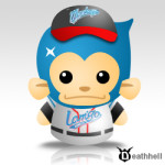 MSN Lamigo Monkeys小猴人