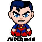 Q版超級英雄-DC Comics