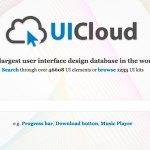 UICloud- 強大的UI搜尋網站