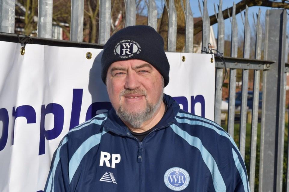 Rupert Phillips, Life President, Worplesdon Rangers FC