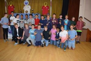 Trophy Day 2015: U14 Piranhas (SPL and EBYL Teams)