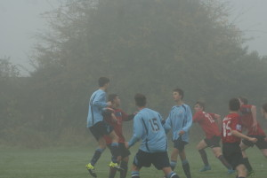 Invisible Touch? U17 Hurricanes in Action