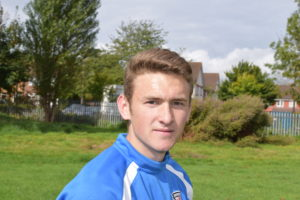 Woking FC Coach Adam Maltby