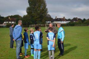 Pre-Match Briefing