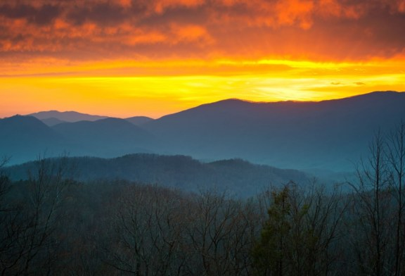 Motorcycle Crash in Great Smoky Mountains National Park