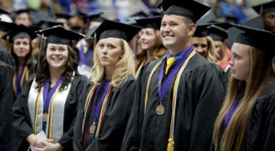 Another Record Commencement Ceremony at WCU