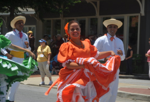 Folkmoot Parade of Nations Kicks Off This Weekend
