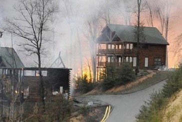 Gatlinburg, Pigeon Forge Wildfires
