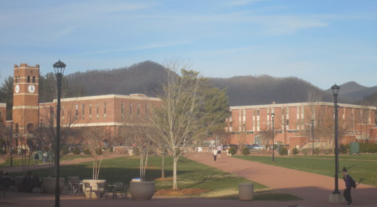 WCU chancellor calls for boosts in enrollment, quality to increase college-educated residents
